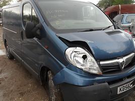 Opel Vivaro I 2007