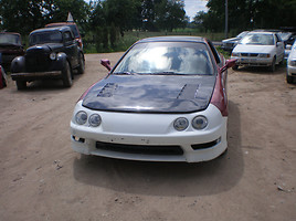 honda integra Coupe 1998