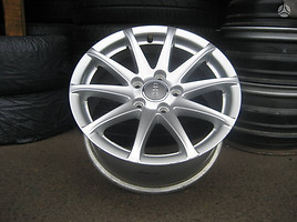 Audi r16 5X112 ET45 J7,5 Lengvojo lydinio R16