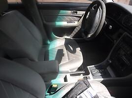 Audi A6 C4 2,6quatro automat 1996 m. dalys
