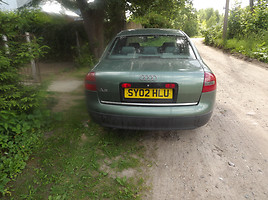 Audi A6 C5 TDI 1,9 2003 m. dalys