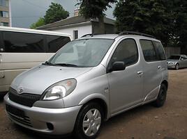 Toyota Yaris Verso   Van