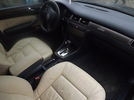 Audi A6 C5 automat oda quatro 2001 y. parts