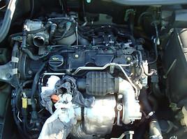 Peugeot 206+ engine 8HR 2011 m. dalys