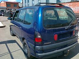 Renault Espace III 2.2 dci, 95 kw  2001 m. dalys