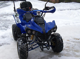 ATV Quad Bike Keturratis / Triratis