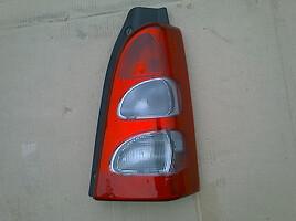 Suzuki Wagon R+ 2005 m. dalys