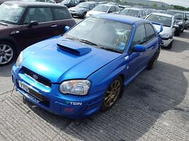 subaru impreza gd WRX STi Sedanas 2005
