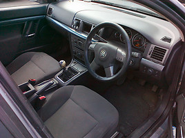 Opel Vectra C 1.9 CDTi 2004 m. dalys