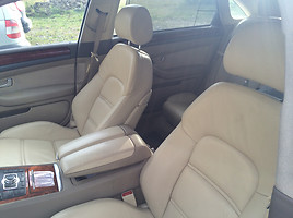 Audi A8 D3 2005 m. dalys