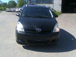 Toyota Corolla Verso 2005 m. dalys