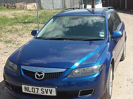 Mazda 6 I 6 begiu Universalas 2007