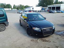 Audi A4 B7, 2007m.