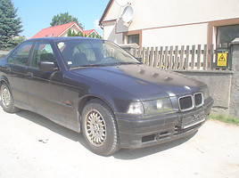 bmw 325 e36 Sedanas 1992