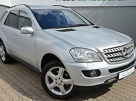 Mercedes-Benz ML 350 W164  Visureigis