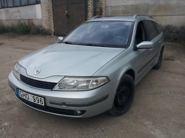 Renault Laguna II Universalas 2002