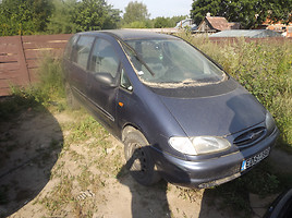 ford galaxy mk1 7 SEDINES Vienatūris 1998