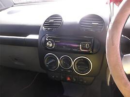 Volkswagen Beetle 2000 m. dalys