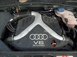 Audi A6 Allroad C5 2 automobiliai 2002 m. dalys