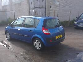 Renault Scenic II 2006 г. запчясти