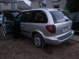 Chrysler Voyager III 2005 y. parts