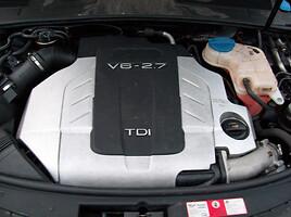 Audi A6 C6 2 automobiliai 2005 m. dalys