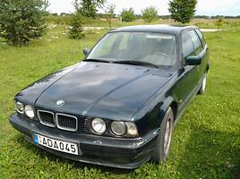 Bmw 525 E34 141kw 1995 m. dalys