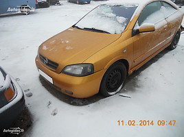 Opel Astra I  Coupe