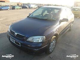 Opel Astra I 2001 m. dalys