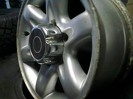 R16 plieniniai štampuoti  ratlankiai