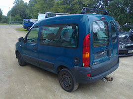 Renault Kangoo II 1.5 DCI 2005 m. dalys