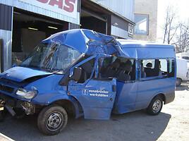 Ford Transit 2001 m. dalys