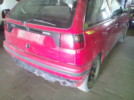 Seat Ibiza II 1995 m dalys