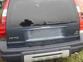 Volvo Xc 70 2006 m dalys