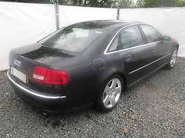 Audi A8 D3 2003 m. dalys