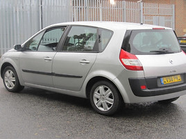 Renault Scenic II 1,9dci , 1,5DCI , 2004m.