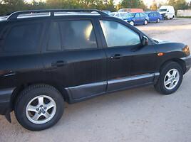 Hyundai Santa Fe I, 2004m.