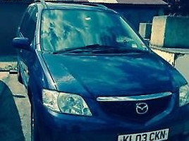 Mazda MPV   Van