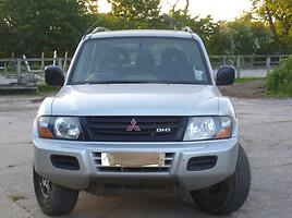Mitsubishi Pajero III  SUV