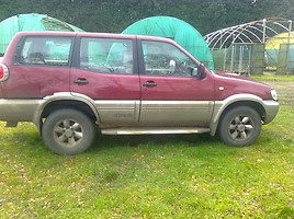 Nissan Terrano, 2001m.