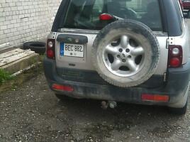 Land-Rover Freelander I 2000 m dalys