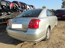 Toyota Avensis II 2004 y. parts