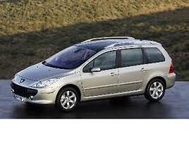 Peugeot 307 II Universalas 2006