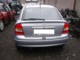 Opel Astra I 74kw, 2001m.