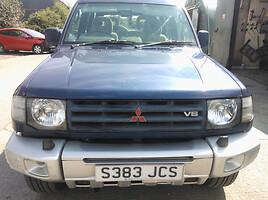 Mitsubishi Pajero II 3.0 V6 1999 m. dalys
