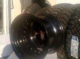 Traktoriukams/Dzipam R16 universalios  padangos lengviesiems