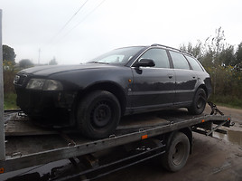 Audi A4 B5 quatro 2,6 ideali 1997 m. dalys