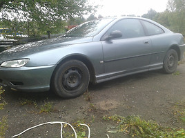 peugeot 406 COUPE Coupe 2001