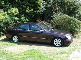 Mercedes-Benz S 420 W220