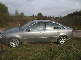 Audi A6 C5 1.9 96 kw xenon 2003 m. dalys